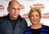 Foto IPP/Gioia Botteghi  Roma 01/03/2010 conferenza stampa di presentazione del film Mine Vaganti regia di Ferzan Ozpetek, nella foto  Ilaria Occhini