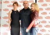 Foto IPP/Gioia Botteghi  Roma 01/03/2010 conferenza stampa di presentazione del film Mine Vaganti regia di Ferzan Ozpetek, nella foto Elena Sofia Ricci e Lunetta Savino