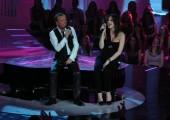 Foto IPP/Gioia Botteghi  Roma 11/03/2010 Seconda puntata di Gigi Questo sono io, con Gigi D'Alessio, nella foto con Anna Tatangelo