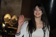 Foto IPP/Gioia Botteghi  Roma 10/03/2010 conferenza stampa di presentazione del film LA MIA CASA E PIENA DI SPECCHI per raiuno due puntate , nella foto  Gilda Lapardhaja,