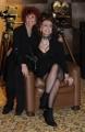 Foto IPP/Gioia Botteghi  Roma 10/03/2010 conferenza stampa di presentazione del film LA MIA CASA E PIENA DI SPECCHI per raiuno due puntate , nella foto Sophia Loren , Maria Scicolone