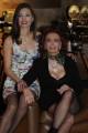 Foto IPP/Gioia Botteghi  Roma 10/03/2010 conferenza stampa di presentazione del film LA MIA CASA E PIENA DI SPECCHI per raiuno due puntate , nella foto Sophia loren e Margareth Madè