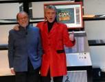 Foto IPP/Gioia Botteghi  Roma 12/03/2010 Prima puntata di CIAK SI CANTA, condotto da Pupo e Emanuele Filiberto, con Mal e Johnny Charlton