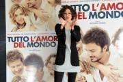 Foto IPP/Gioia Botteghi  Roma 15/03/2010 presentazione del film TUTTO L'AMORE DEL MONDO, nella foto: Ana Caterina Morariu