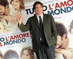 Foto IPP/Gioia Botteghi  Roma 15/03/2010 presentazione del film TUTTO L'AMORE DEL MONDO, nella foto: Riccardo Rossi