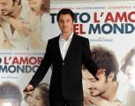 Foto IPP/Gioia Botteghi  Roma 15/03/2010 presentazione del film TUTTO L'AMORE DEL MONDO, nella foto: Nicolas Vaporitis