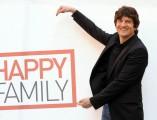 Foto IPP/Gioia Botteghi  Roma 17/03/2010 presentazione del film di Gabriele Salvatores, HAPPY FAMILY, nella foto Fabio De Luigi