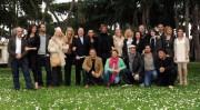 foto:IPP/Gioia Botteghi Roma 19/03/2010 presentazione della serie tv di canale 5_ FRATELLI BENVENUTI, nella foto:Il cast