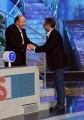 foto:IPP/Gioia Botteghi Roma 26/03/2010 Seconda puntata di ciao Darwin, con Paolo Bonolis con Massimo Boldi