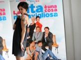 foto:IPP/Gioia Botteghi Roma 26/03/2010 Presentazione del film LA VITA E' UNA COSA MERAVIGLIOSA, nella foto: Virginie Marsan