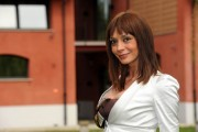 foto:IPP/Gioia Botteghi Roma 12/04/2010 Presentazione del film Colpodifulmine in onda su canale 5, nella foto Samantha Michela Capitoni