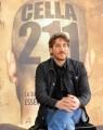 foto:IPP/Gioia Botteghi Roma 13/04/2010 Presentazione del film Cella 211, nella foto  Alberto Ammann