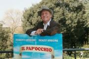 foto:IPP/Gioia Botteghi Roma 19/04/2010 Renzo Arbore presenta il film IL Papocchio ( REstaurato)