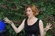 foto:IPP/Gioia Botteghi Roma 20/04/2010 presentazione della fiction di raiuno in 8 puntate Donne Detective, nella foto Lucrezia Lante Della Rovere