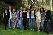 foto:IPP/Gioia Botteghi Roma 20/04/2010 presentazione della fiction di raiuno in 8 puntate Donne Detective, nella fotoil cast