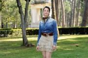foto:IPP/Gioia BotteghiRoma 20/04/2010 presentazione del film Matrimoni e altri disastri, nella foto: , Francesca Inaudi