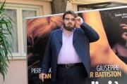 foto:IPP/Gioia Botteghi Roma 26/04/2010 presentazione del film Cosa voglio di più, nella foto Giuseppe Battiston