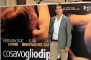 foto:IPP/Gioia Botteghi Roma 26/04/2010 presentazione del film Cosa voglio di più, nella foto  Pierfrancesco Favino