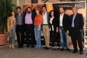 foto:IPP/Gioia Botteghi Roma 26/04/2010 presentazione del film Cosa voglio di più, nella foto Giuseppe Battiston, Silvio Soldini, Pierfrancesco Favino, Teresa Saponangelo, Alba Rohrwacher, ed il resto del cast