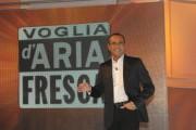 foto:IPP/Gioia Botteghi Roma 26/04/2010 prima puntata della trasmissione Aria Fresca, nella foto: Carlo Conti