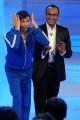 foto:IPP/Gioia Botteghi Roma 26/04/2010 prima puntata della trasmissione Aria Fresca, nella foto: Carlo Conti con Alessandro Paci