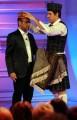 foto:IPP/Gioia Botteghi Roma 26/04/2010 prima puntata della trasmissione Aria Fresca, nella foto: Carlo Conti con Alessandro Politi