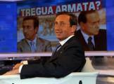 foto:IPP/Gioia BotteghiRoma 28/04/2010 Puntata di porta a porta con Gianfranco Fini