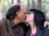 foto:IPP/Gioia Botteghi Roma 29/04/2010 presentazione del film LE ULTIME 56ORE, nella foto il regista Claudio Fracassi con la moglie , la scaneggiatrice Rossella Drudi