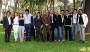 foto:IPP/Gioia Botteghi Roma 29/04/2010 presentazione del film LE ULTIME 56ORE, nella foto il cast