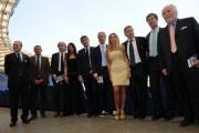 foto:IPP/Gioia Botteghi Roma 25/05/2010 Presentazione rai dei programmi dei mondiali di calcio, nella foto: tutti i giornalisti sportivi raisport