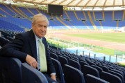 foto:IPP/Gioia Botteghi Roma 25/05/2010 Presentazione rai dei programmi dei mondiali di calcio, nella foto: Garimberti Presidente rai