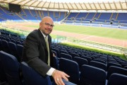 foto:IPP/Gioia Botteghi Roma 25/05/2010 Presentazione rai dei programmi dei mondiali di calcio, nella foto: Carlo Mazzocchi