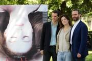Foto/IPP/Gioia Botteghi Roma 26/05/2010 presentazione del film Sono viva, nella foto i due registi Dino e Filippo Gentili e Giovanna Mezzogiorno