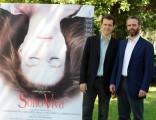 Foto/IPP/Gioia Botteghi Roma 26/05/2010 presentazione del film Sono viva, nella foto i due registi Dino e Filippo Gentili
