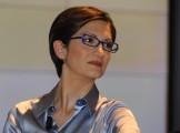 foto:IPP/Gioia Botteghi Roma 8/06/2010 Porta a porta con  Maria Stella Gelmini