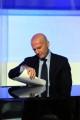 foto:IPP/Gioia Botteghi Roma 9/06/2010 Presentazione del nuovo tg1, nella foto il direttore Augusto Minzolini