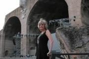 foto:IPP/Gioia Botteghi Roma 10/06/2010 Festival delle letterature Kathy Reich