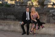 foto:IPP/Gioia Botteghi Roma 16/06/2010 Presentazione a castel Sant'Angelo dei palinsesti rai 2010_2011, nella foto Licia Colò e Michele Cucuzza