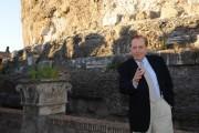 foto:IPP/Gioia Botteghi Roma 16/06/2010 Presentazione a castel Sant'Angelo dei palinsesti rai 2010_2011, nella foto Michele Mirabella