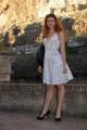 foto:IPP/Gioia Botteghi Roma 16/06/2010 Presentazione a castel Sant'Angelo dei palinsesti rai 2010_2011, nella foto Metis Di Meo
