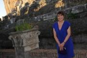 foto:IPP/Gioia Botteghi Roma 16/06/2010 Presentazione a castel Sant'Angelo dei palinsesti rai 2010_2011, nella foto Serena Dandini