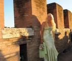 foto:IPP/Gioia Botteghi Roma 16/06/2010 Presentazione a castel Sant'Angelo dei palinsesti rai 2010_2011, nella foto Alessandra Canale