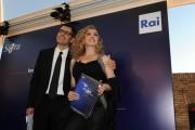 foto:IPP/Gioia Botteghi Roma 16/06/2010 Presentazione a castel Sant'Angelo dei palinsesti rai 2010_2011, nella foto Milly Carlucci e Fabrizio Frizzi