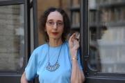 foto:IPP/Gioia Botteghi Roma 17/06/2010 Festival delle letterature, nella foto: JOYCE CAROL OATES