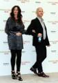 Foto IPP/Gioia Botteghi  Roma 16/09/2010 _ presentazione del film Mangia prega ama, nella foto Julia Roberts con il regista Ryan Murphy