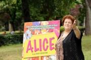 Foto/IPP/Gioia Botteghi Roma 22/06/2010 presentazione del film Alice, nella foto:Anna Longhi