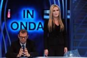 foto:IPP/Gioia Botteghi Roma 29/06/2010 in diretta alle 20.30 su LA7 PATRIZIA D'ADDARIO sarà ospite di IN ONDA il nuovo programma di approfondimento de LA7 condotto da Luisella Costamagna e Luca Telese.e il giornalista Ceccarelli
