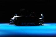 foto:IPP/Gioia Botteghi Roma 4/07/2010 Luglio suona bene Roma  Chick Corea e Stefano Bollani