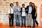 foto:IPP/Gioia Botteghi Roma 6/07/2010 Fiction Fest, nella foto: Trio Medusa ed il cast di Trash
