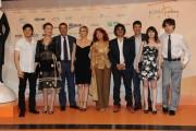 foto:IPP/Gioia Botteghi Roma 6/07/2010 Fiction Fest, nella foto:  cast per Zodiaco2